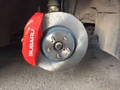 Большие суппорта 4 поршня под cток диск 316 мм legacy bl/bp. Subaru Forester Subaru Legacy, BL5, BL, BPE, BP9, BP, BL9, BP5, BLE, BPH Subaru Outback...