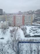 3-комнатная, улица Шилкинская 21. Третья рабочая, частное лицо, 67 кв.м. Вид из окна днём