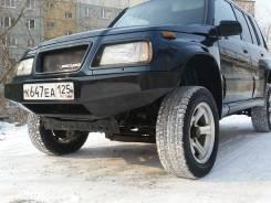 Suzuki Escudo. механика, 4wd, 1.6 (100 л.с.), бензин, 220 000 тыс. км