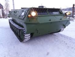 Геомаш ЛБУ-50. Продается МТЛБу с хранения