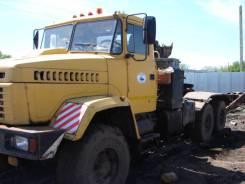 Краз 6446. Продается Тягач КрАЗ 6446 с тралом, 14 860 куб. см., 40 000 кг.
