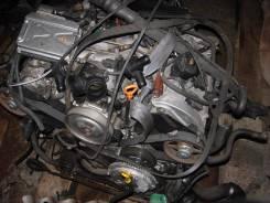 Двигатель в сборе. Audi A6 Двигатель BES
