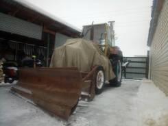 ЮМЗ 6. Продам экскаватор Юмз 6, со снегоуборочной лопатой., 0,40куб. м.