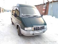 ГАЗ 2752. Газ 2752 Соболь, 2 300 куб. см., 7 мест