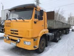 Камаз 65116. Камаз тягач 65116 с полуприцепом Маз 2012 года, 6 700 куб. см., 22 850 кг.