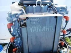Yamaha. 150,00л.с., 2-тактный, бензиновый, нога X (635 мм), 2003 год
