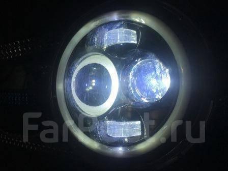 Фара дополнительного освещения. Honda Ballade Honda Civic, FA1, FA3, FA5, SL, SS Toyota: Cressida, Quick Delivery, Corolla, FJ Cruiser, Hiace, Land Cr...