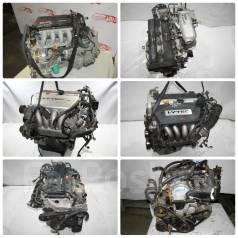 Двигатель в сборе. Honda: Element, CR-V, HR-V, Fit, Accord, Jazz, Civic Двигатели: K24A, B20B, K20A, D16A, L13A, F22B, R18A