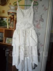 Отдам свадебное платье р.42-44,
