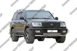 Кенгурятники. Toyota Land Cruiser, J100, HDJ100, FZJ100, HDJ100L, UZJ100L, UZJ100W, UZJ100 Двигатели: 2UZFE, 1HDFTE, 1FZFE, 1HDT. Под заказ