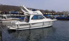 Yamaha. Год: 2002 год, длина 9,00м., двигатель стационарный, 520,00л.с., дизель