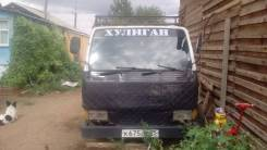 Mitsubishi Canter. Продам гиузовик медцубиси кантер, 2 400 куб. см., 1 500 кг.