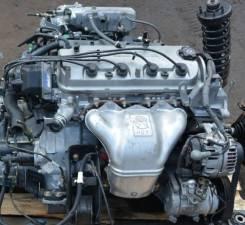 Двигатель в сборе. Honda HR-V Двигатель D16W5
