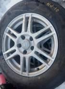"""Продам колеса 215/60/16 литье на летней резине. 6.5x16"""" 5x114.30 ET30 ЦО 70,0мм."""