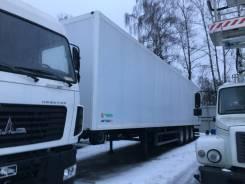"Купава МАЗ. Полуприцеп ""Купава"" 930011 на шасси МАЗ-975850, 25 900 кг."
