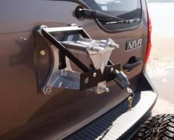 Колпаки запасного колеса. Chevrolet Niva
