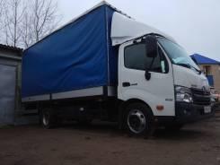 Hino 300. Японский грузовик hino (Хино) 300, 4 009 куб. см., 4 200 кг.