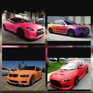 Покраска автомобилей жидкой резиной ColorDip