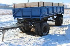 Камаз ГКБ 8551. Прицеп самосвал ГКБ 8551, 10 000 кг.