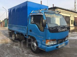 Isuzu Elf. Продаётся грузовик Isuzu ELF, 4 334 куб. см., 2 000 кг.