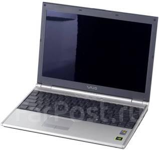 """Sony VAIO. 14"""", 1,7ГГц, ОЗУ 1024 Мб, диск 40 Гб, WiFi, Bluetooth. Под заказ"""