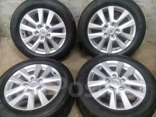 Комплект оригинальных колес LAND Cruiser 200 285/50 R 20 (Лето) NEW !. 8.5x20 5x150.00 ET60 ЦО 110,0мм.