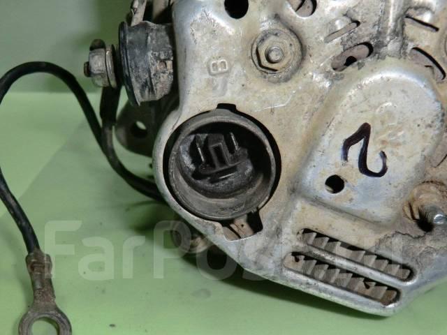 Генератор. Toyota Hiace Двигатели: 2L, 2LT, 2LTE, 3L, 5L, 5LE