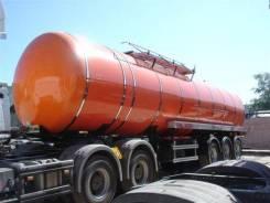 Foxtank ППЦ-38. Продается полуприцеп - битумовоз Foxtank ППЦ-ТН-38 объемом, 39 000кг.