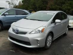 Toyota Prius v. вариатор, передний, 1.8 (99 л.с.), бензин, 45 000 тыс. км. Под заказ
