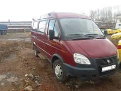 ГАЗ 3221. , 2 900 куб. см., 2 000 кг.