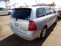 Toyota Corolla Fielder Allex Runx в разбор