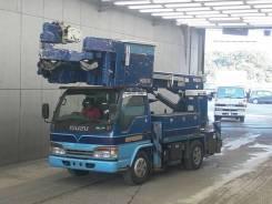 Aichi SH145. Автовышка Aichi SH 145 без эксплуатации в РФ, 4 600куб. см., 16м.