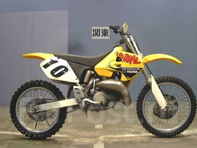Suzuki RM 125. 125 куб. см., исправен, без птс, без пробега