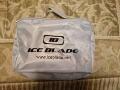 Коньки фигурные ICE Blade Twins двухполозные Blade + чехол!