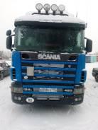 Scania R124. Продается тягач скания 124 LA рефрижератор грей-адамс, 12 000 куб. см., 20 000 кг.