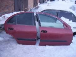 Дверь боковая. Nissan Bluebird Sylphy Nissan Almera Classic, N16 Nissan Almera, N16, N16E