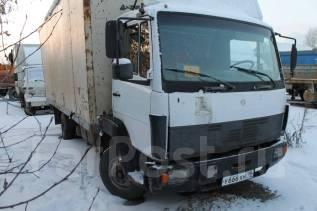 Mercedes-Benz 814D. Продается грузовик Мерседес 814, 4 249 куб. см., 3 500 кг.
