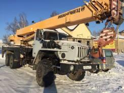 Ивановец КС-45717К-1Р. Продам автокран Ивановец, 30,7 метров, 10 000 куб. см., 25 000 кг., 30 м.
