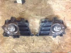 Фара противотуманная. Honda Accord, CU1, CU2