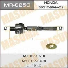 Тяга рулевая. Honda Accord Honda Inspire, UA5, UA4 Honda Saber, UA4, UA5 Двигатели: F20B2, F23A3, F23A6, F23A5, F20B7, F20B5, F20B4, J30A2, F23A2, J30...