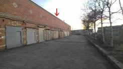 Гаражи капитальные. улица Нейбута 41, р-н 64, 71 микрорайоны, 18 кв.м., электричество, подвал. Вид снаружи