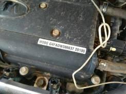 Контрактный (б у) двигатель Киа Рио 12 г G4FA 1,4 л бензин