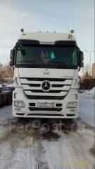 Mercedes-Benz Actros. Mercedes Actros 2012 г. в., 12 000 куб. см., 20 000 кг.