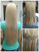 Наращивание волос и другие парикмахерские услуги