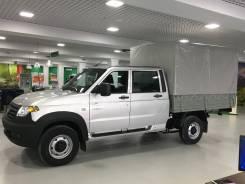 УАЗ Профи. , 2 700 куб. см., 1 350 кг.