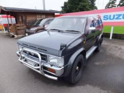 Nissan Terrano. автомат, 4wd, 3.0, бензин, 63 000тыс. км, б/п, нет птс. Под заказ