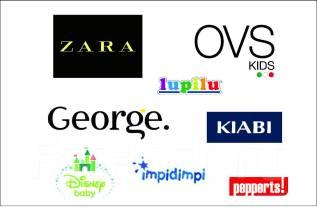 Детская европейская одежда по стоковым ценам. Доставка.
