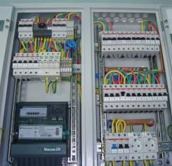Услуги электриков и электромонтажников по Приморью