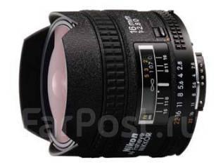 Продам объектив Nikkor AF-S 16mm 2.8G. Для Nikon