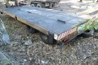 Чмзап 93853. Продам полуприцеп-тяжеловоз , 32 700 кг.